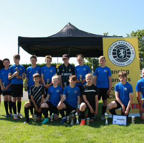 End of Season Squad Report - Under 12s
