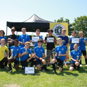 End of Season Squad Report - Under 12 Selects