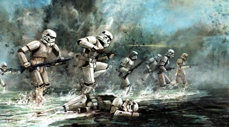 Storming Troopers