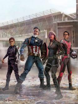 Cramps 2016: Cramp Avengers