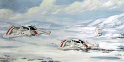 """""""Snow Speeders"""""""