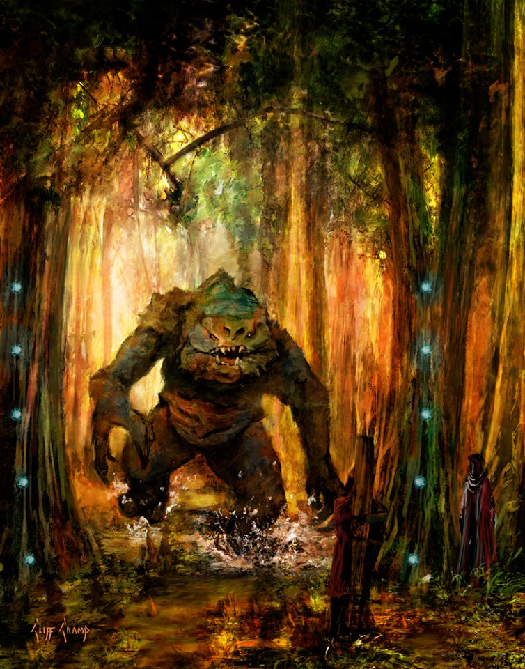 Capturing A Rancor