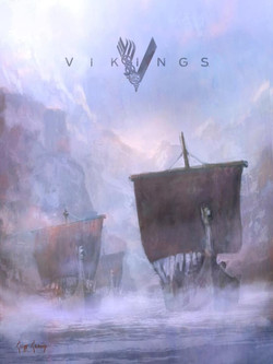 CliffCramp_VikingsPoster