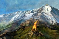 The Beacons Of Gondor