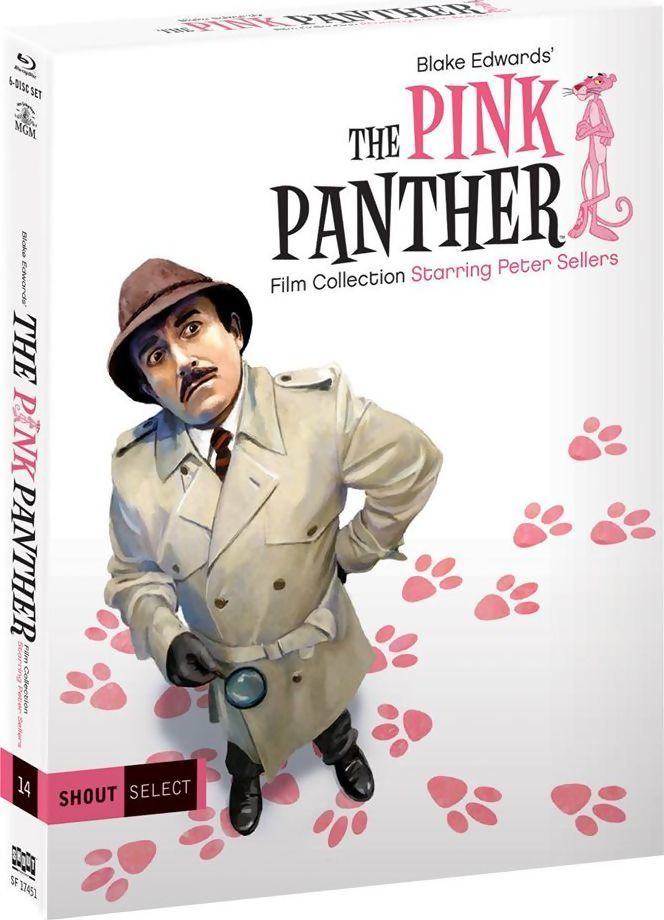 The Pink Panther Box Set