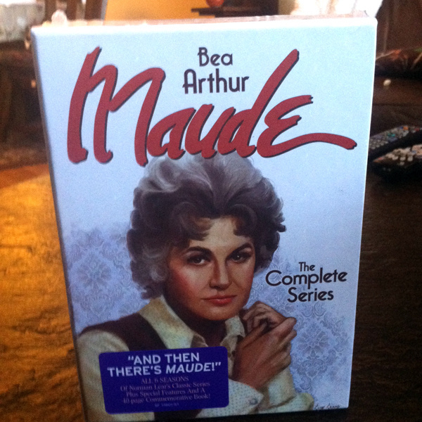 Maude Box Set