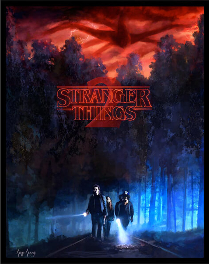 Stranger Things 2 Poster 2