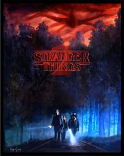 Stranger Things 2 Poster 2