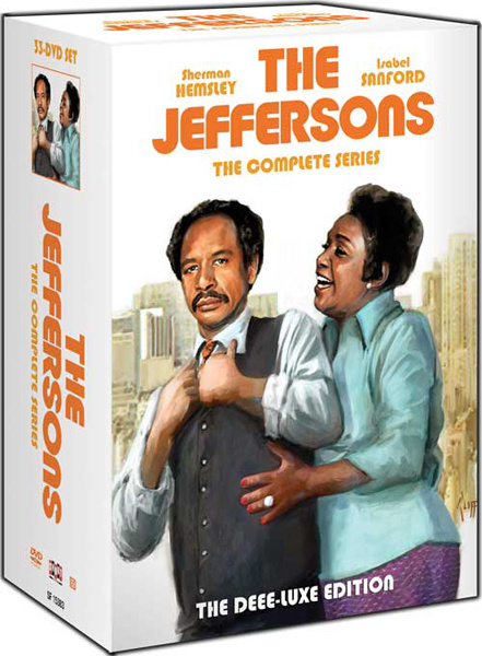 Jeffersons Box Set