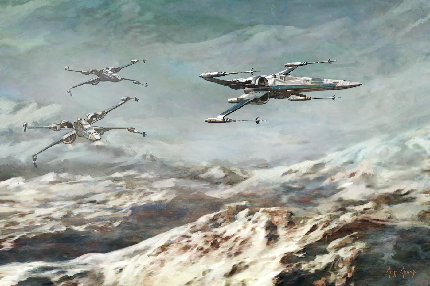 Blue Squadron T-70