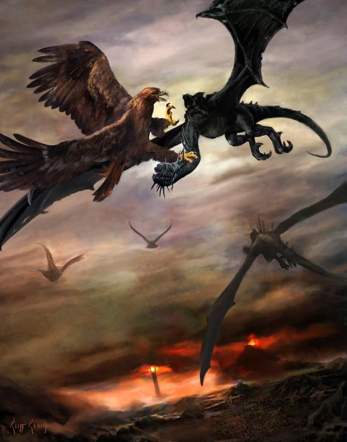 Battle Above Morannon