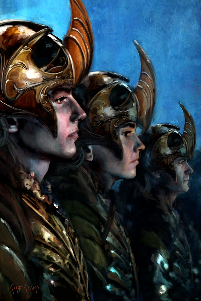 Elves Of Lothlorien