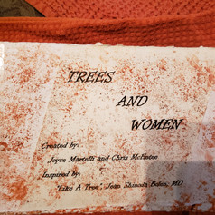 Cover page of Women and Trees