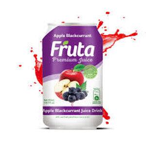 Fruta Premium Juice Apple Black Current 315ml