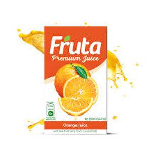 Fruta Premium Orange Juice 250 ml