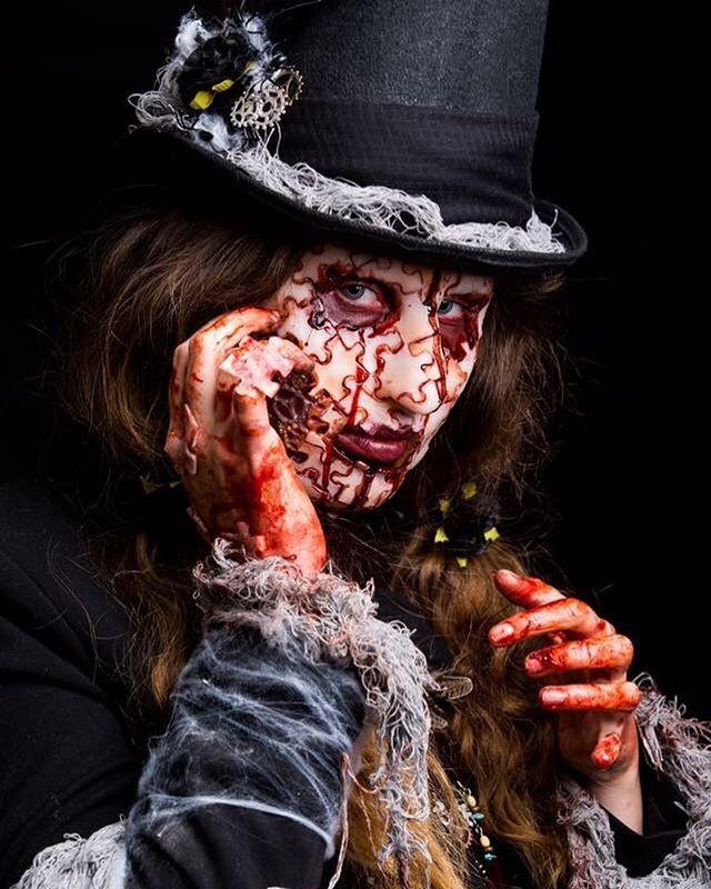 🎃💀🤡 #makeup #makeupartist #PAM #PAMHa