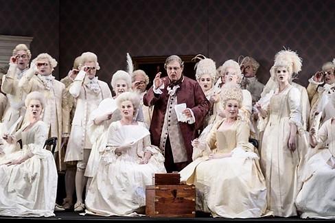 Glyndebourne Opera 2017
