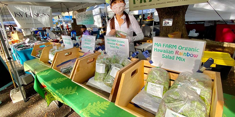 Kailua Farmlovers Farmers Market