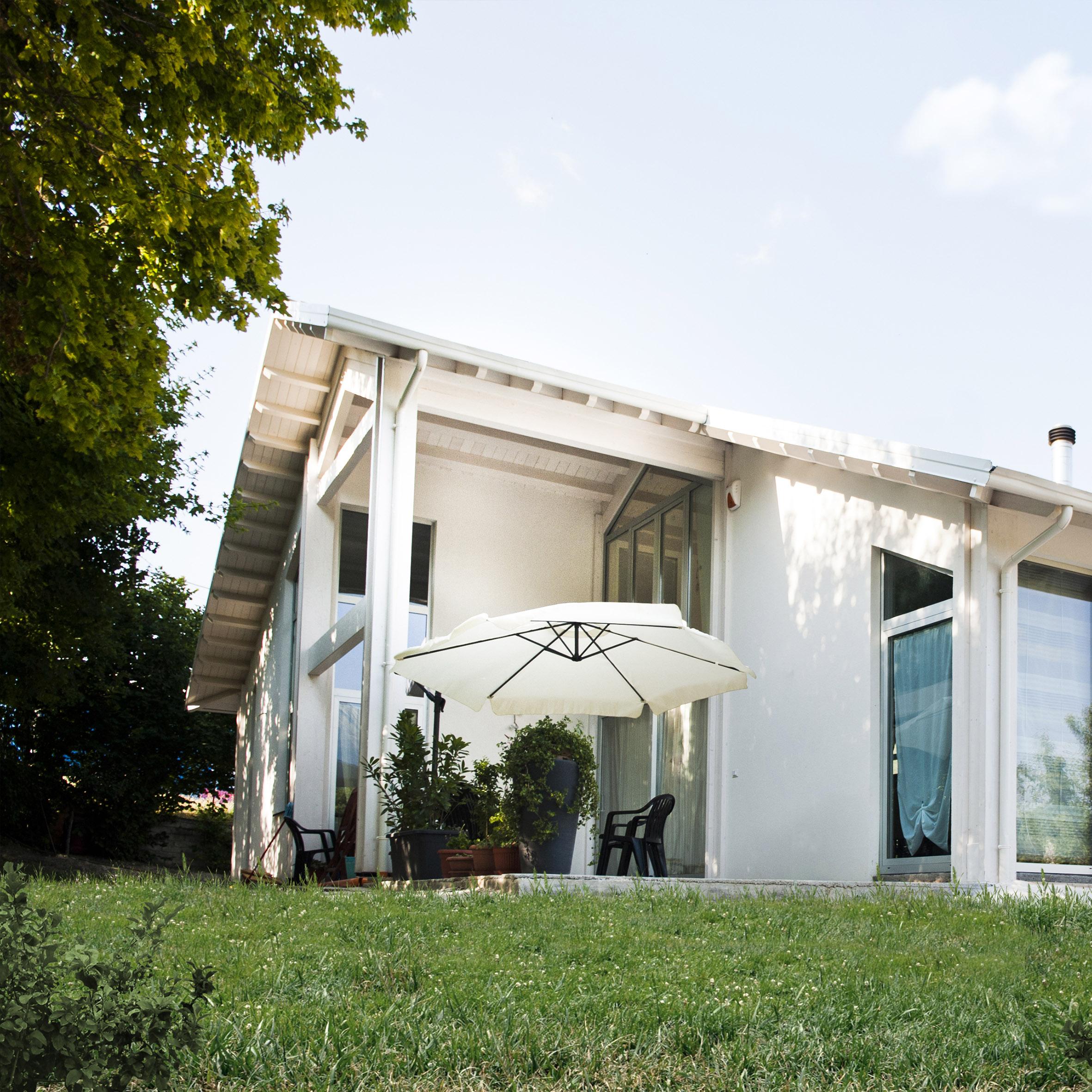 Casa monofamiliare a telaio