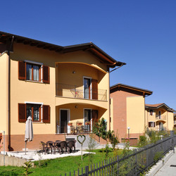 Complesso residenziale in Xlam