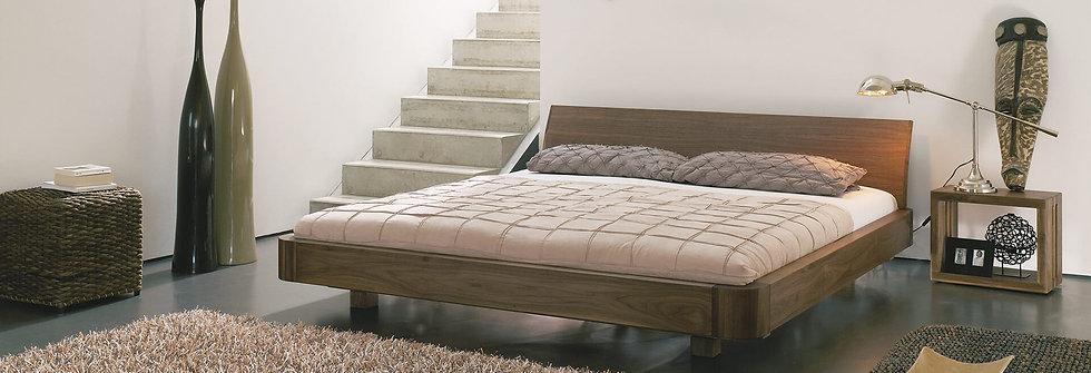 Cadre de lit Yacht en bois massif