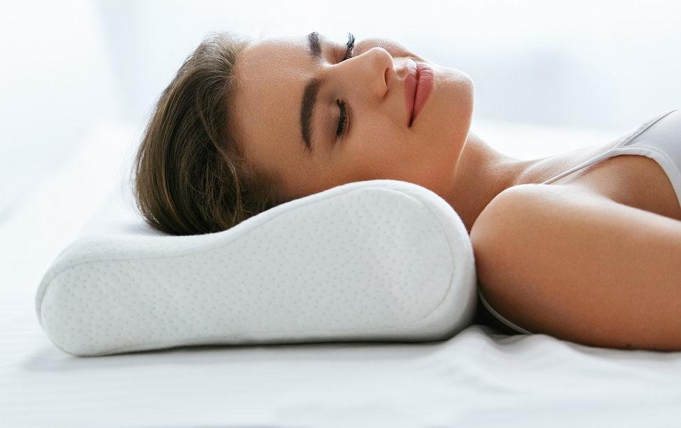 Swiss Med + Pillows