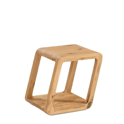 Tables de chevet Drakkar en bois massif