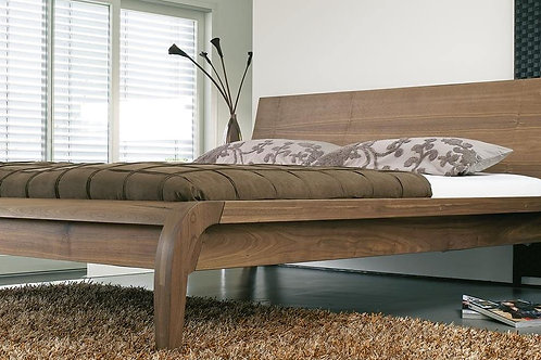 Cadre de lit Fregate en bois massif