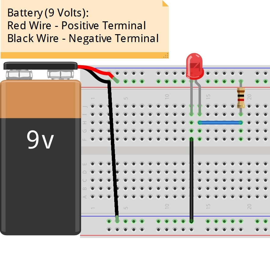 How to build an electronic circuits