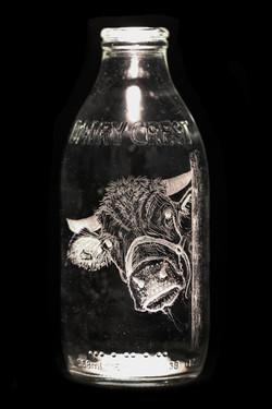 peeping cow bottle copy