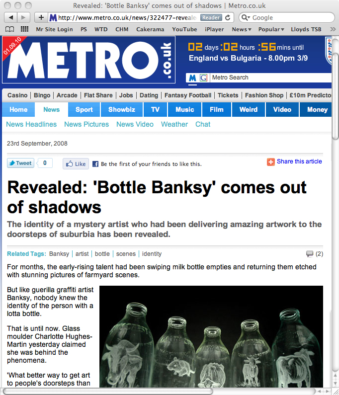 Metro Milk