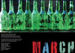 Calendar I'm in bottles