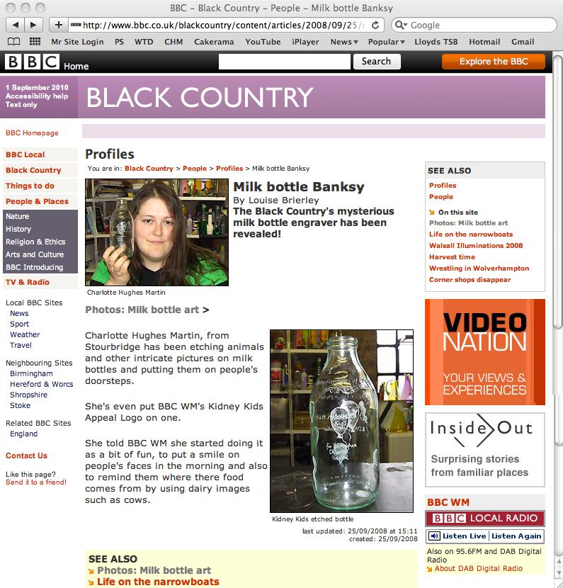 bbc milk