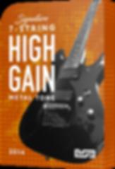 Signature 7-Strng High Gain Metal Tone