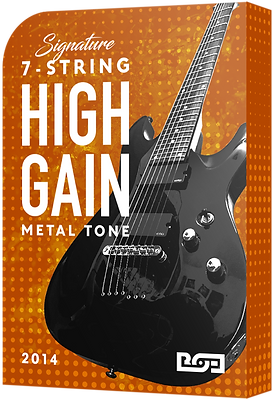 Signature 7-Strng High Gain Metal Tone
