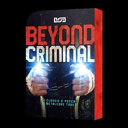 """Beyond Criminal"" Metalcore Guitar Tone"