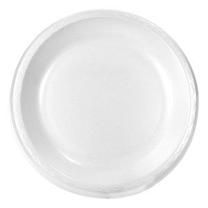 """Genpak® 10.25"""" Foam Plates"""