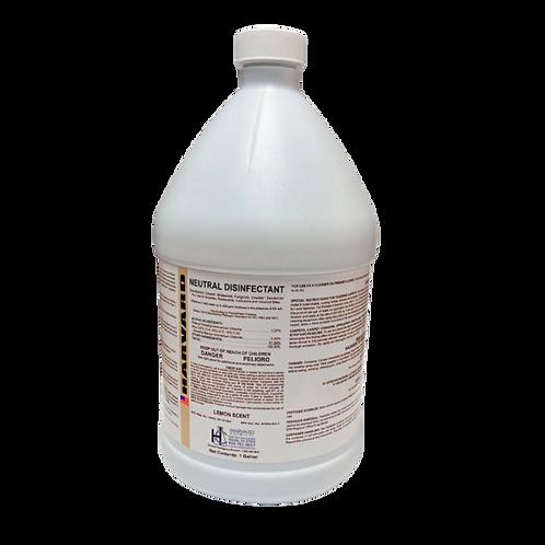 Neutral Disinfectant - Lemon Scent