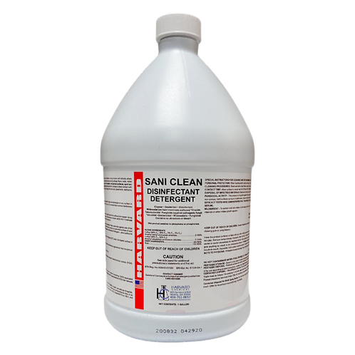 SANI CLEAN Disinfectant Cleaner - Gal.