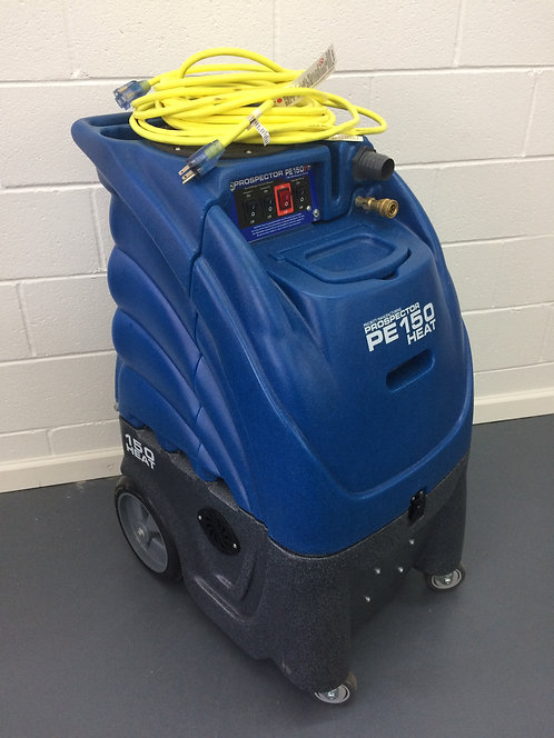 Prospector® PE150 Carpet Extractor with Heat, 150 PSI