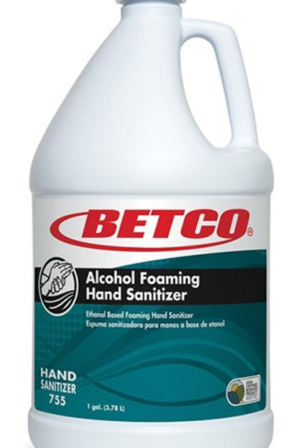 Betco Alcohol Foaming Hand Sanitizer