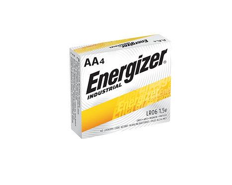 ENERGIZER Industrial EN91 AA Alkaline Batteries
