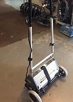 TM CARPET MACHINE - INCAPSULATED DRY CLE