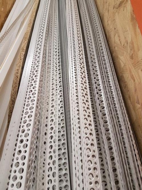 Baguette d'angle PVC 3m