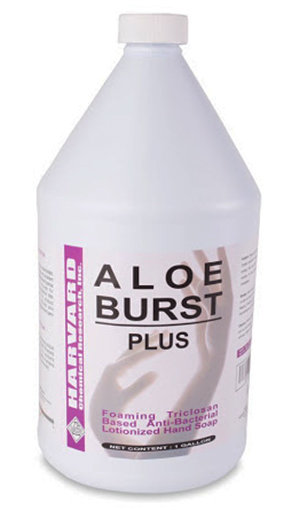 ALOE BURST PLUS Anti-Bacterial Foaming Hand Soap