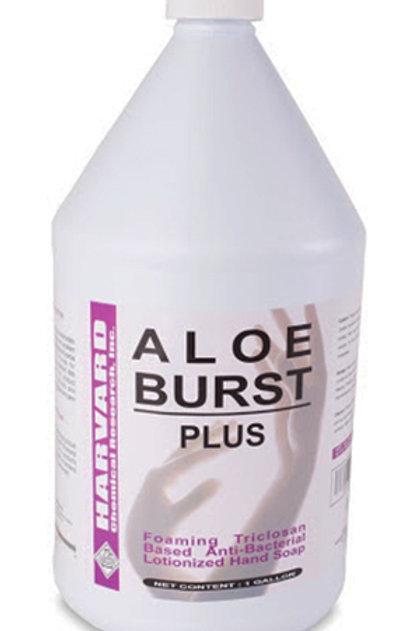 ALOE BURST PLUS Anti-Bacterial Foaming Hand Soap