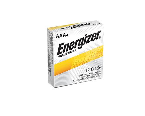ENERGIZERIndustrial EN92 AAA Alkaline Batteries