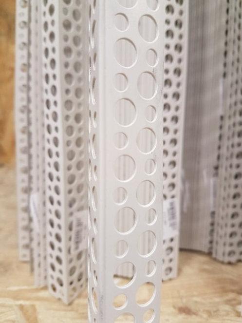 Bagutte d'angle PVC 2,5m