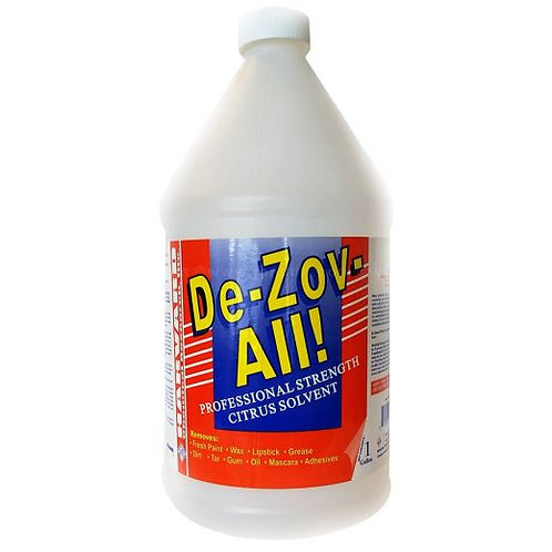 De‑Zov‑All - Citrus Solvent - 1 Gal.