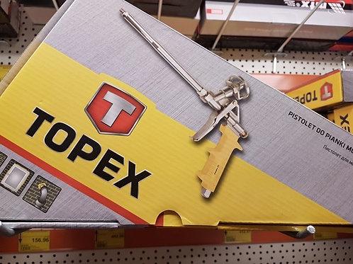 Pistolet à mousse Topex